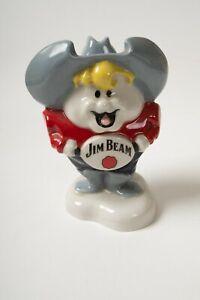 Jim Beam Ceramic Bottle Cowboy (M2L) IAJBBSC 1999 29th Annual San Antonio 1of300