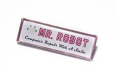 Mr Robot ID Style Badge