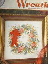 Praying Hands Collection Scripture Wreath Cross Stitch Book