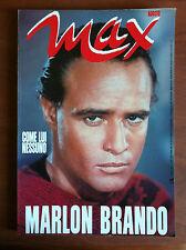 MAX Agosto 1987 copertina Marlon Brando - E9870