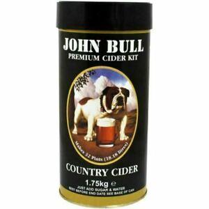 John Bull Country Cider Kit - 1.75kg