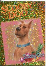 Scooby Doo The Movie Scooby Doo Sparkly Chase Card SP-4