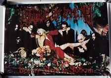 Cradle Of Filth - Beauty slept in Sodom - Poster (1996) UK - Neu in OVP !!!