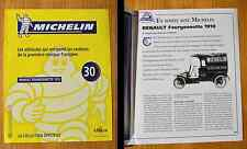 Fascicule Michelin, collection officielle, Altaya, n°30, Renault AG fourgonnette