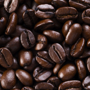 Dark Roasted Colombian Supremo Gourmet Coffee Whole Beans 2 / 1 Pound Bags