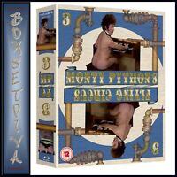 MONTY PYTHONS FLYING CIRCUS COMPLETE SERIES 3 *BRAND NEW BLU-RAY REG B
