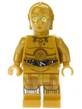 NEW LEGO C-3PO MINIFIG star wars figure C3P0 droid minifigure 75136 75173