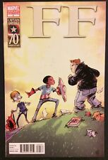 FF #5 Comic Book SKOTTIE YOUNG VARIANT Marvel 2011 NM Fantastic Four