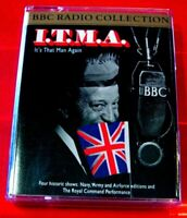ITMA/I.T.M.A/It's That Man Again BBC 2-Tape Audio Tommy Handley Comedy/Humour
