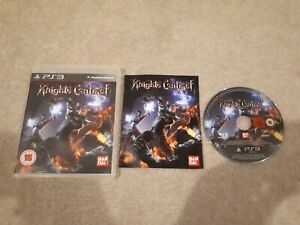 Knights Contract (Sony PlayStation 3, 2011) PS3