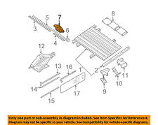NISSAN OEM 04-14 Titan Pick Up Box Bed-Reinforcement 999T7ZV00A