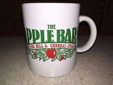 THE APPLE BARN CIDER MILL AND GENERAL STORE  COFFEE CUP/MUG PIGEON FORGE TN NEW