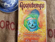 Goosebumps  'Monster Blood' by R. L. Stine