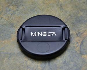 Minolta AF LF-1162 62mm Front Lens Cap Snap-On Auto Focus Lenses (#3282)
