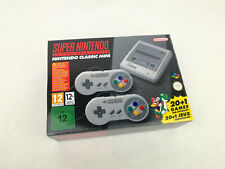 Super Nintendo Classic Mini Neu SNES Classic unbespielt ungeöffnet