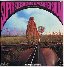 LP MAGYAR ORCHESTRA BALKAN RHAPSODY (SUPER STEREO SOUND)