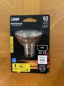 FEIT Electric 6 watts MR16 LED Bulb 450 lumens Bright White Reflector-50 Watt
