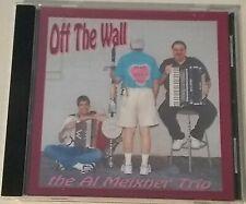 Off The Wall - Al Meixner Trio -  Polka CD