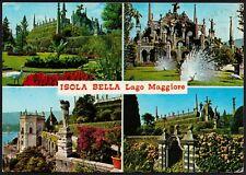 AD4643 Isola Bella (VB) - Vedute - Cartolina postale - Postcard