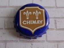 BEER Bottle Crown Cap ~ CHIMAY Trappist Belgian Brewery Bleue ~ Baileux, Belgium