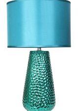 Lampade da interno blu in ceramica