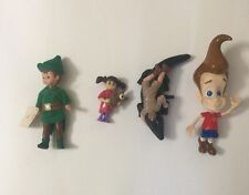2002 Toy Figure Lot of 4 , Rare