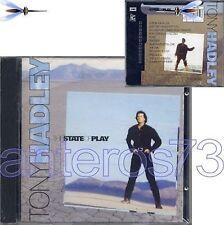 "TONY HADLEY ""STATE OF PLAY"" RARE CD IT - SPANDAU BALLET"