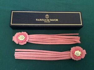 Fairfax And Favor CFS 2021 Tassels Blush/Bubblegum pink