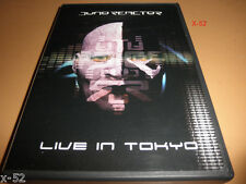 JUNO REACTOR dvd LIVE IN TOKYO japan THE FOREST conga fury MASTERS OF UNIVERSE