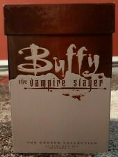 Buffy the Vampire Slayer Complete Series 1-7 DVD Box set - RARE Box
