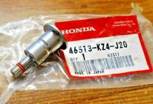 HONDA CR125, CR250, CRF450R REAR BRAKE PEDAL PIVOT BOLT 46513-KZ4-J20