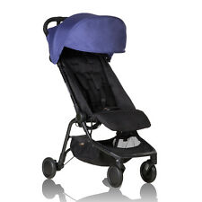 Mountain Buggy Nano V2 nautical blau Reisebuggy Kinderwagen