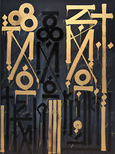 """RETNA """"Eastern Realm"""" GOLD! Signed & Numbered! Ed of 60 *MINT* *RARE*"""