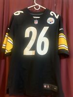 nike on field nfl jersey Leveon Bells Pittsburgh Steelers Size Small