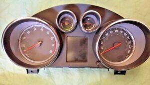 2013 Buick Regal speedometer instrument cluster 22936902  **New**
