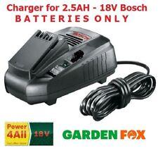 Risparmiatori scelta BOSCH AL1815CV Powerall CARICABATTERIE 2.5AH 18 V 2607226079-O23