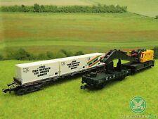 Roco Modellbahn-Güterwagen der Spur N für Gleichstrom