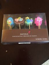 Papyrus Entertaining Picks Easter