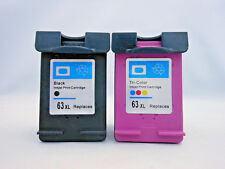 HP 63XL BLK 63XL CLR Ink Cartridge for Envy 4528 4527 4526 4524 4520 4516 4512