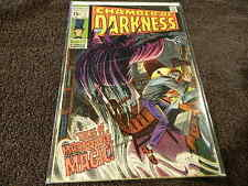 1969 MARVEL Comics - CHAMBER Of DARKNESS #1 - JOHN BUSCEMA Art - Key Issue - VG