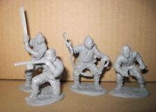 Ninja warriors Warhansa ~ 60 mm Russian made soft resin