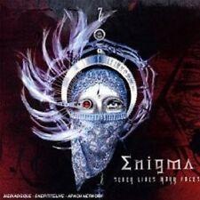 "ENIGMA ""SEVEN LIVES MANY FACES"" CD NEU"