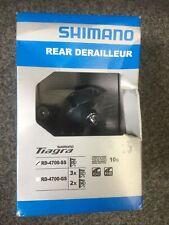 Shimano Tiagra RD 4700ss Rear Derailleur 10 Speed New