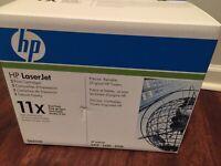 GENUINE 11X HP Q6511XD Dual Pack Toner Cartridge LJ 2410 2420 2430 NEW OEM BA855