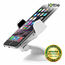 iOttie Easy Flex 3 Car Mount Holder Dashboard Desk Stand for iPhone - White