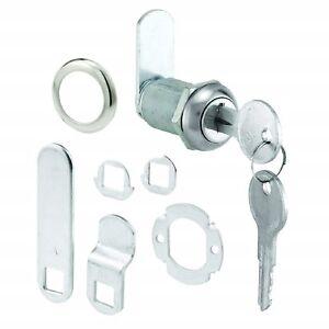 Desk Drawer Lock Keys File Cabinet Door Tool Panel Box Diecast