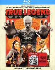 True Legend [New Blu-ray] O-Card Packaging, Subtitled, Widescreen