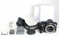 Canon EOS 350D Digitale Spiegelreflex Kamera DSLR Foto Body 8MP für EF/EF-S Obj