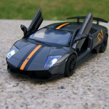 Lamborghini Murcielago LP670-4 SV 1:36 Model Cars Toys Sound&Light Alloy Diecast