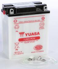 YUASA BATTERY YB12AL-A YUAM2221Y Fits: Aprilia Scarabeo 200,Pegaso 650 BMW F650,